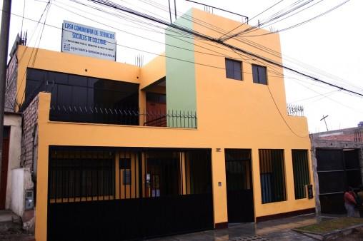 Casa comunitaria de Collique - Coma - Lima - Peru