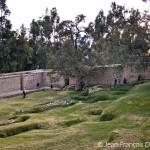 Vestiges des Huancas, l'un des multiples peuples successeurs des Huaris.