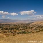 Vallée du Mantaro, à la fois le cœur des montagnes andines et le cœur du peuple Huari.