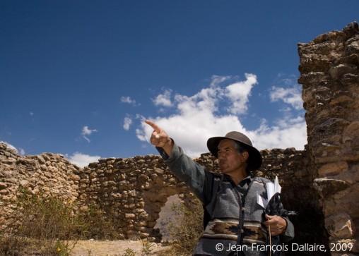Guide mythique dans la région de Huancayo