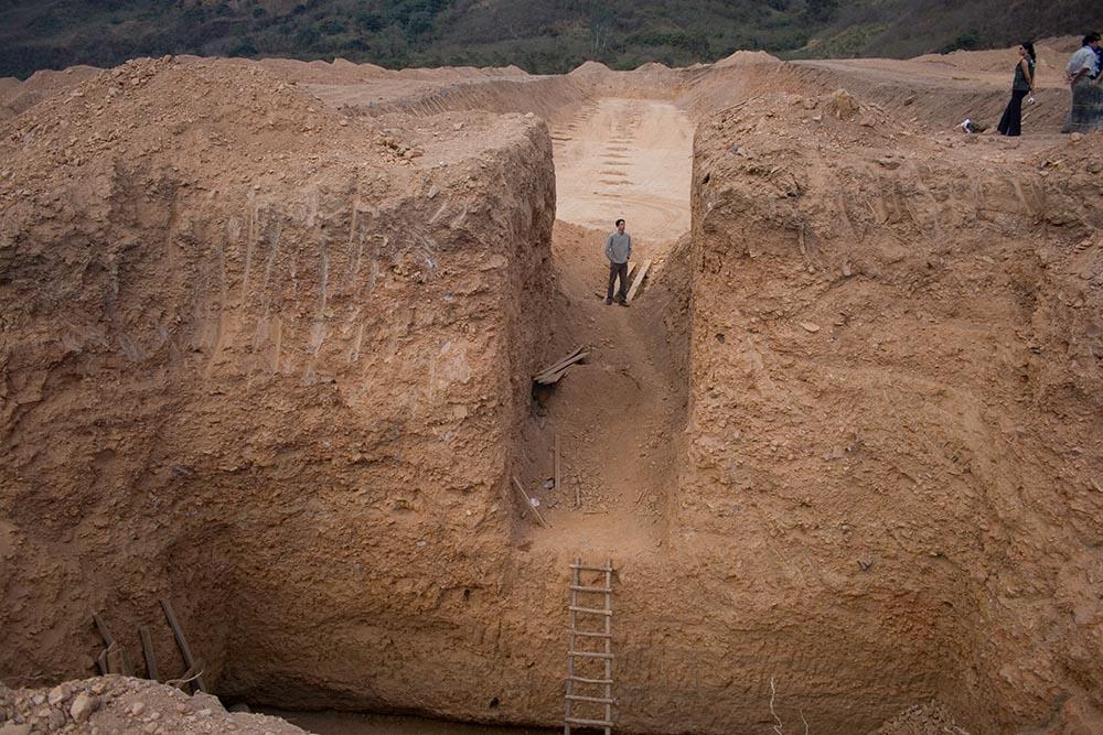 Projet de construction du nouveau dépotoire moderne de Quillabamba