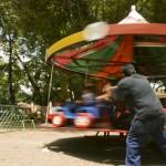 Carrousel manuel