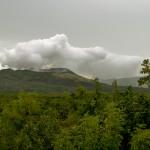 Au retour, le volcan Masaya était actif!