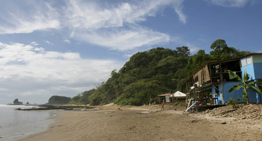 Playa Madera - San Juan del Sur - Panoramique
