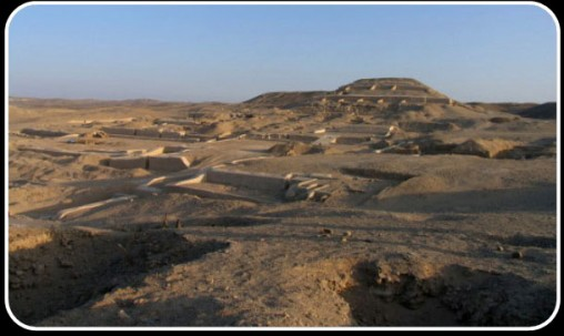 Cahuachi, la ville religieuse des Nazca