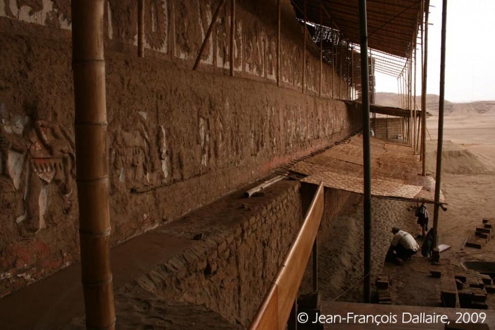Encore aujourd'hui, ces sites font l'objet de nombreuses fouilles. L'on trouve d'ailleurs de nouveaux étages!