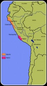 Peuples Moche et Nazca