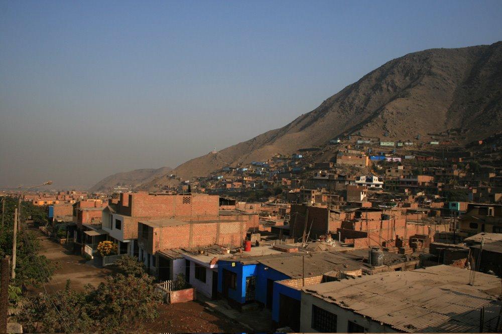 District de Comas - Secteur Collique - Lima - Pérou
