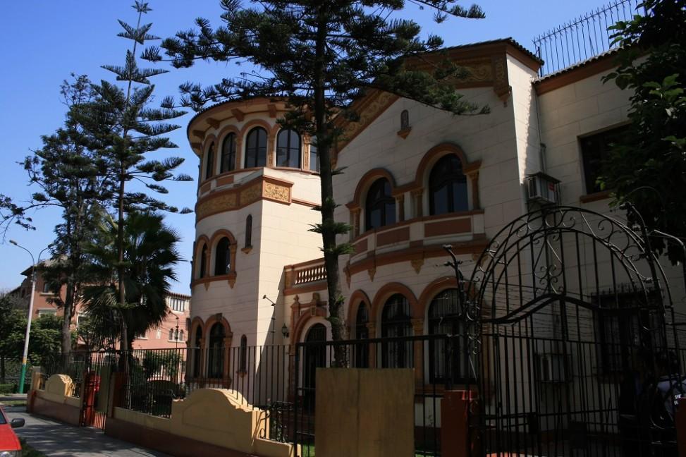 Lima - Maison luxueuse