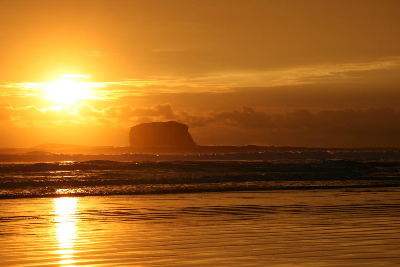Couché du soleil à Playa Hermosa - San Juan del Sur