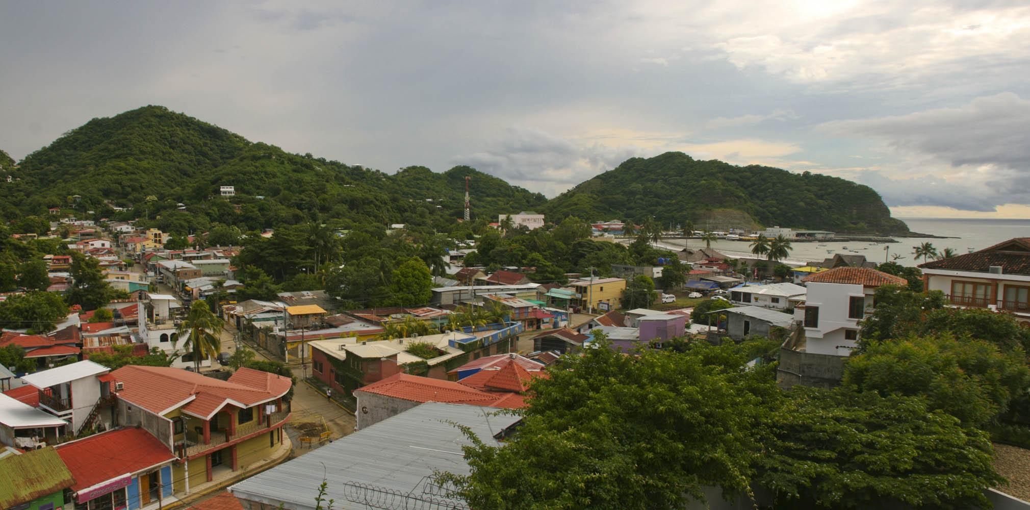 San Juan del Sur - Downtown